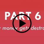 پول چگونه از بین میرود؟