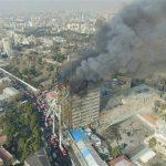 پلاسکو نماد قدرت یا نماد شکنندگی تهران